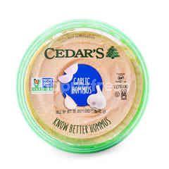 Cedar's Garlic Hommus