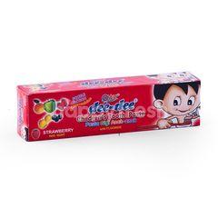 Dee-Dee Children's Toothpaste Strawberry Non Mint