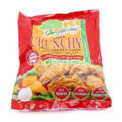 GREEN FARM Vegetarian Popcorn Soya Chicken