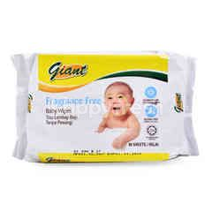 Giant Baby Wipes (80 Sheets)