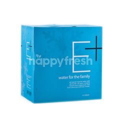 E   Air untuk Keluarga pH>8