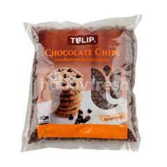 ทิวลิป ดาร์กช็อกโกแลตชิพ