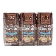 137 ดีกรี น้ำนมพิสตาชิโอ สูตรดับเบิ้ลช็อกโกแลต