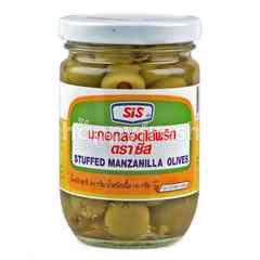 Sis Stuffed Mnazanilla Olives