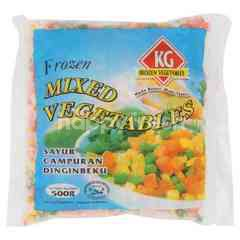 KG Frozen Frozen Mixed Vegetables