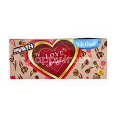 Van Houten Cokelat Susu Full Cream