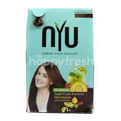 NYU Crème Hair Colour Natural Black