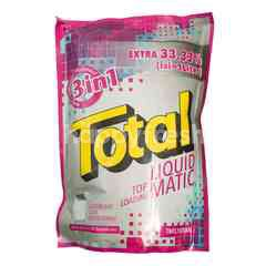 Total Liquid Detergent Top Loading Matic