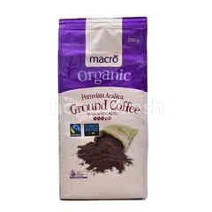 Macro Organic Peruvian Arabica Ground Coffee