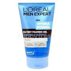 L'Oreal Paris L'Oreal Men Expert Watery Foaming Gel Face Wash