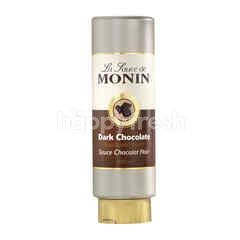 Monin Dark Chocolate Sauce (Squeeze bottle)