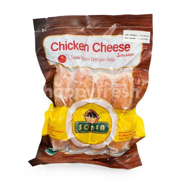 Sonia Chicken Cheese Sausage