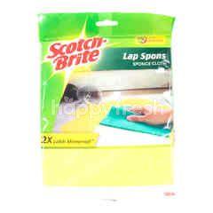 Scotch-Brite Lap Spons Size 17cm x 20cm