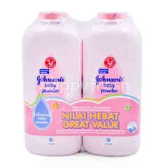 Johnson's Baby Blossoms Powder (2 Packs)