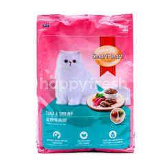 Smartheart Adult Cat Food - Tuna & Shrimp