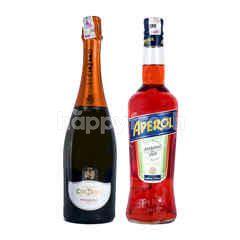 Aperol Aperitivo & Cinzano Prosecco Get Special Price
