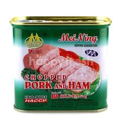 Meining Chopped Pork And Ham