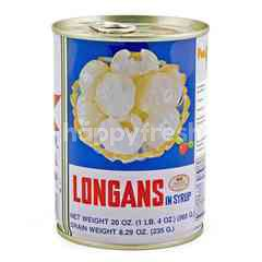 Pigeon Longan in Syrup