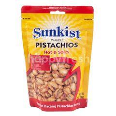 Sunkist Pistachios Hot & Spicy