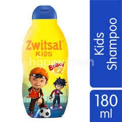 Zwitsal Kids Active Shampoo Fantastic Fruit