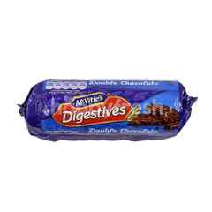 Mc Vitie's Double Chocolate Digestives Biscuits