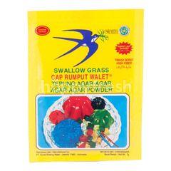 Cap Rumput Walet Agar-Agar Powder Swallow Grass