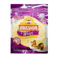 Mission Garlic Wraps