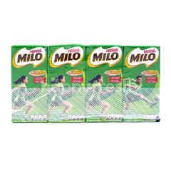 Milo Activ-Go Chocolate Milk Drinks