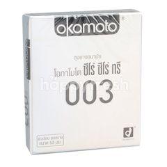 Okamoto Zero Zero Three 003  52 mm Condom