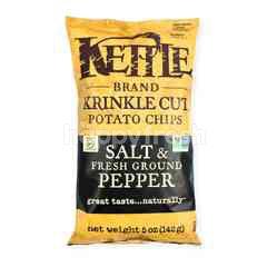 KETTLE Salt and Fresh Ground Pepper 142g