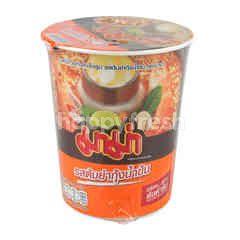 Mama Cup Creamy Tom Yum Shirmp Flavour