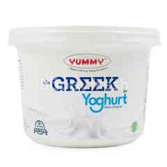Yummy Yogurt Greek Rasa Original