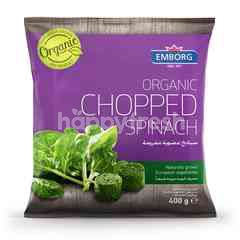 Emborg Organic Chopped Spinach Snack