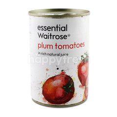 Essential Waitrose Plum Tomatoes