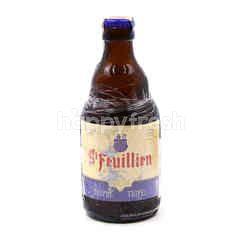 St Feuillien Triple Beer