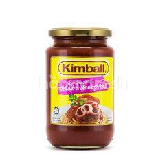 KIMBALL Spaghetti Sauce Garlic & Basil