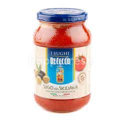 De Cecco Sugo Alla Sicillana Tomato sauce