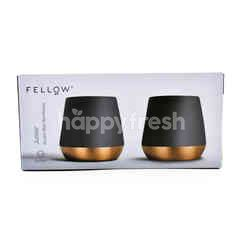 Fellow Junior Mug - Matte Black (Set Of 2)
