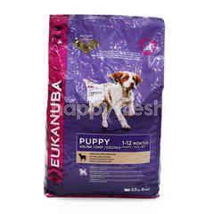 EUKANUBA Puppy Food Rich In Lamb & Rice