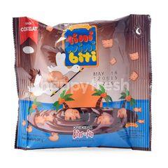 Tini Wini Biti Krekers Cokelat