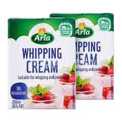 Arla Whipping Cream Twinpack