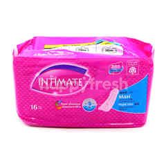 Intimate Heavy Flow Maxi Night Pads (16 Pieces)