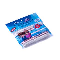 Char Mi Cotton Buds Spiral (100 pieces)