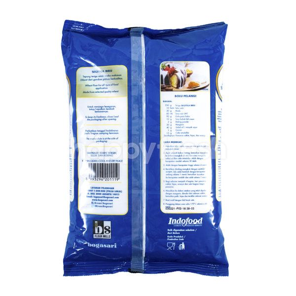 Bogasari Segitiga Biru Premium Wheat Flour