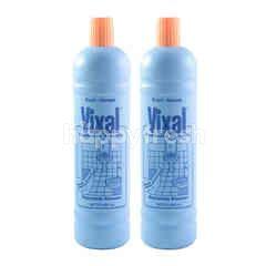Vixal Porcelain Cleaner Twinpack