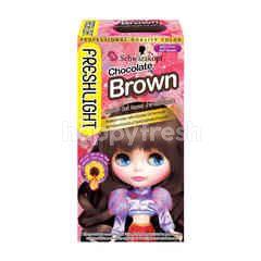 เฟรชไลท์ มิ้ลกี้ น้ำยาย้อมผม ชนิดครีม สีน้ำตาลช็อกโกแลต