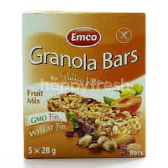 Emco Granola Bars Fruit Mix