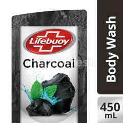 Lifebuoy Sabun Badan Charcoal