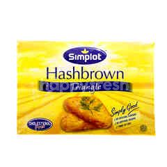 Simplot Hashbrown Triangle