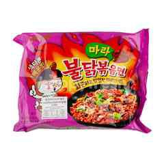 Samyang Korean Ramen Mha La Flavour
